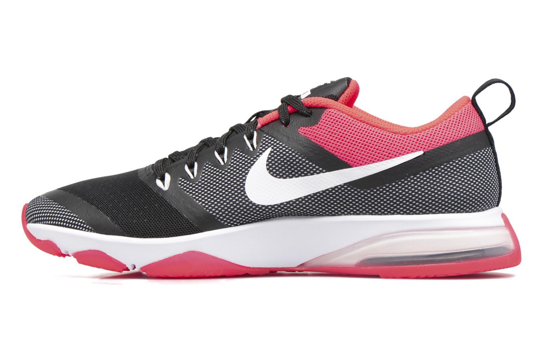 Chaussures de sport Nike Wmns Nike Air Zoom Fitness Noir vue face