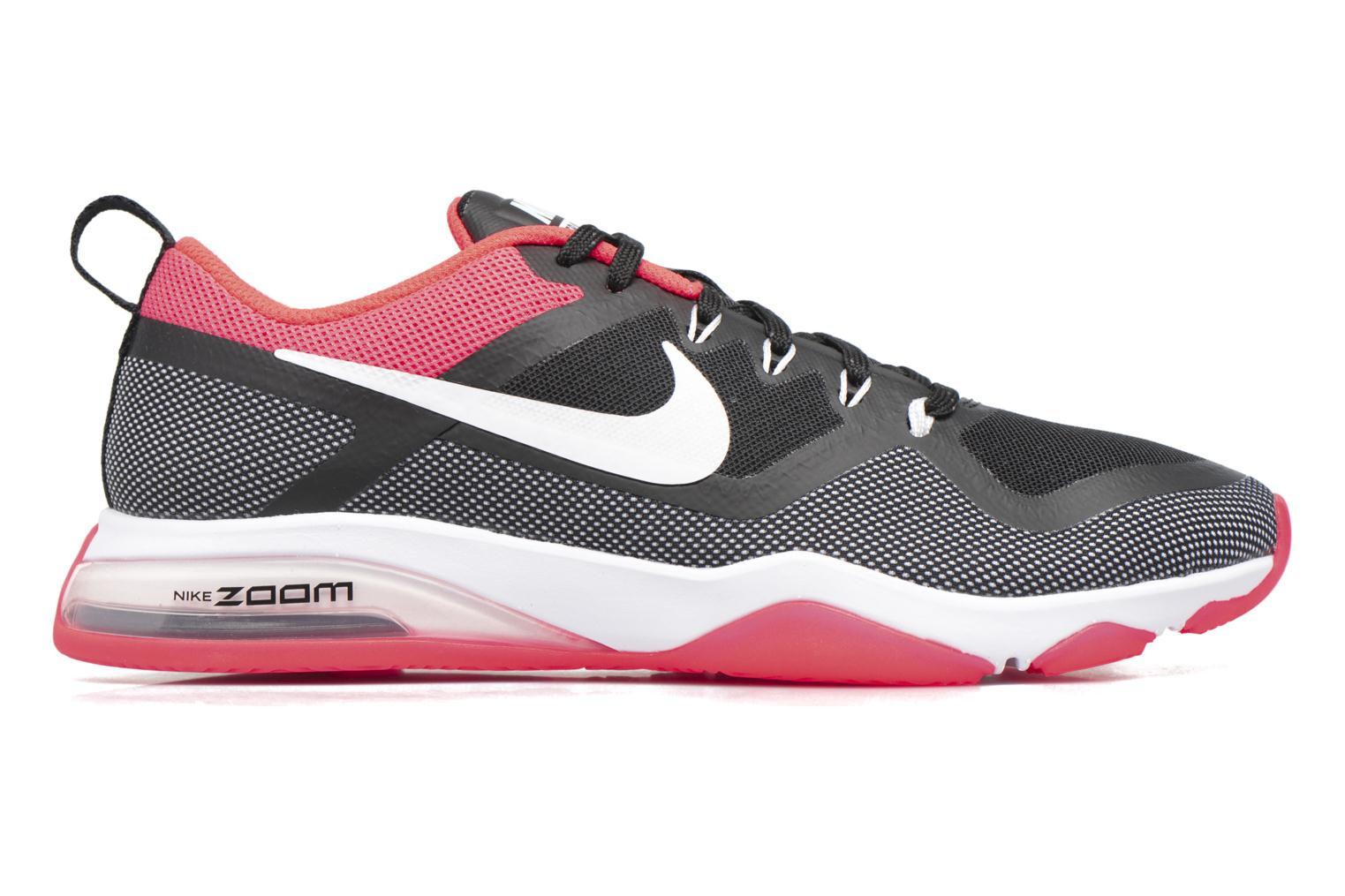 Sport shoes Nike Wmns Nike Air Zoom Fitness Black back view