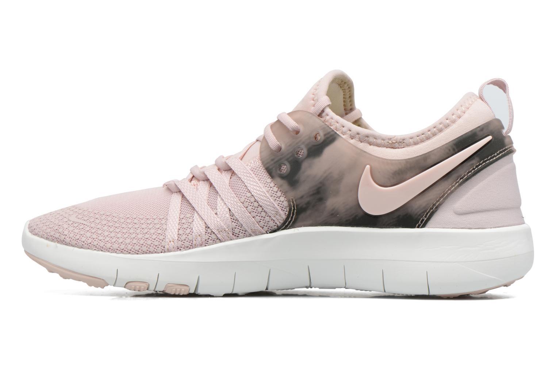 Sportschuhe Nike Wmns Nike Free Tr 7 Amp rosa ansicht von vorne