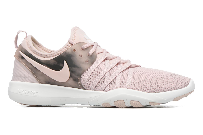 Chaussures de sport Nike Wmns Nike Free Tr 7 Amp Rose vue derrière