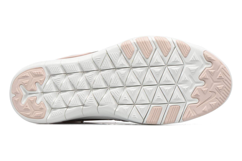 Sportschuhe Nike Wmns Nike Free Tr 7 Amp rosa ansicht von oben