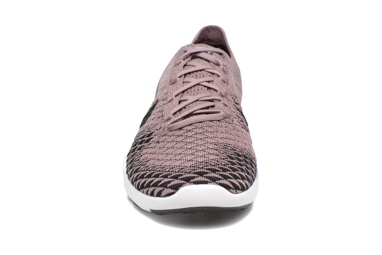 Chaussures de sport Nike Wmns Nike Free Tr Fk 2 Bionic Violet vue portées chaussures