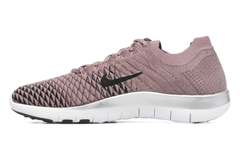 Sportschuhe Nike Wmns Nike Free Tr Fk 2 Bionic lila ansicht von vorne