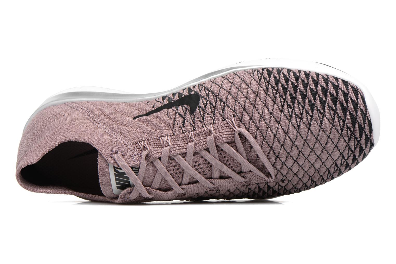 Zapatillas de deporte Nike Wmns Nike Free Tr Fk 2 Bionic Violeta      vista lateral izquierda