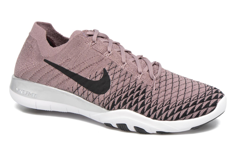 Chaussures de sport Nike Wmns Nike Free Tr Fk 2 Bionic Violet vue détail/paire
