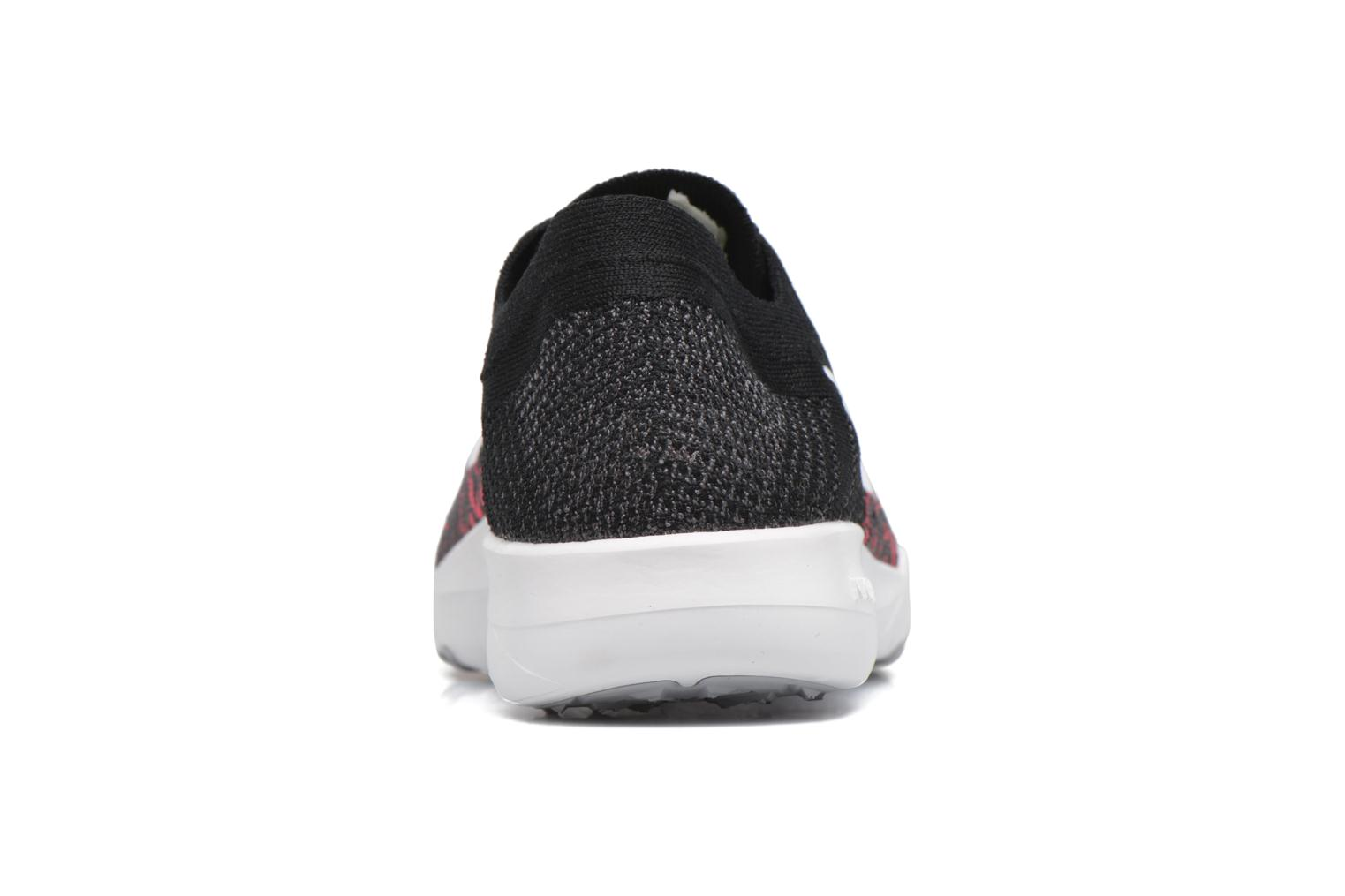Wmns Nike Free Tr Flyknit 2 Black/White-Hyper Punch-Dark Grey
