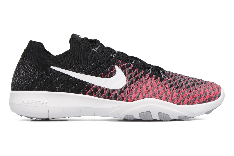 Chaussures de sport Nike Wmns Nike Free Tr Flyknit 2 Noir vue derrière