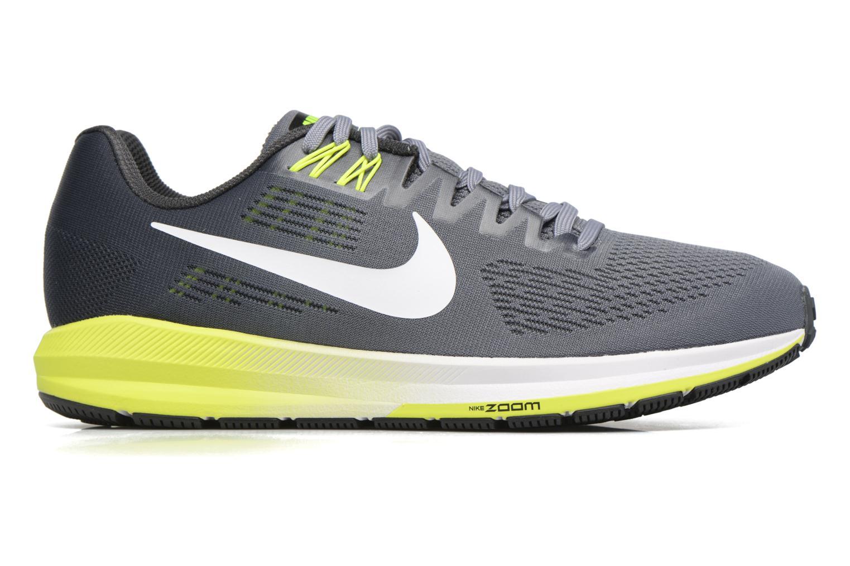 Chaussures de sport Nike Nike Air Zoom Structure 21 Gris vue derrière
