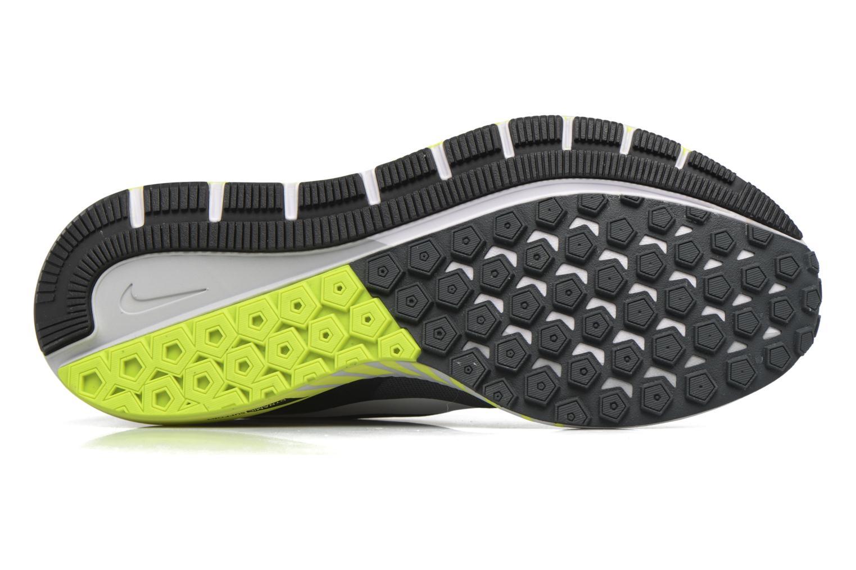 Chaussures de sport Nike Nike Air Zoom Structure 21 Gris vue haut