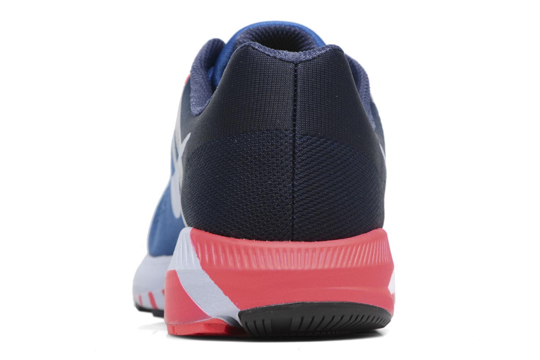 Chaussures de sport Nike Nike Air Zoom Structure 21 Bleu vue droite