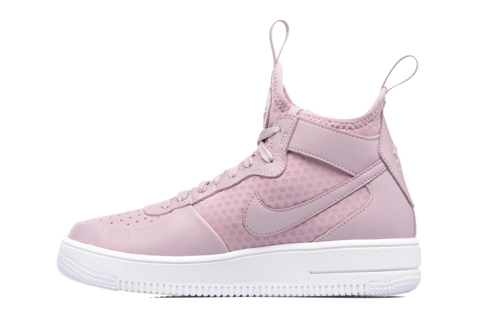 Sneaker Nike W Air Force 1 Ultraforce Mid lila ansicht von vorne