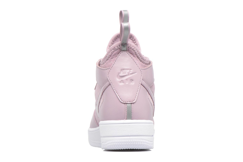 Baskets Nike W Air Force 1 Ultraforce Mid Violet vue droite
