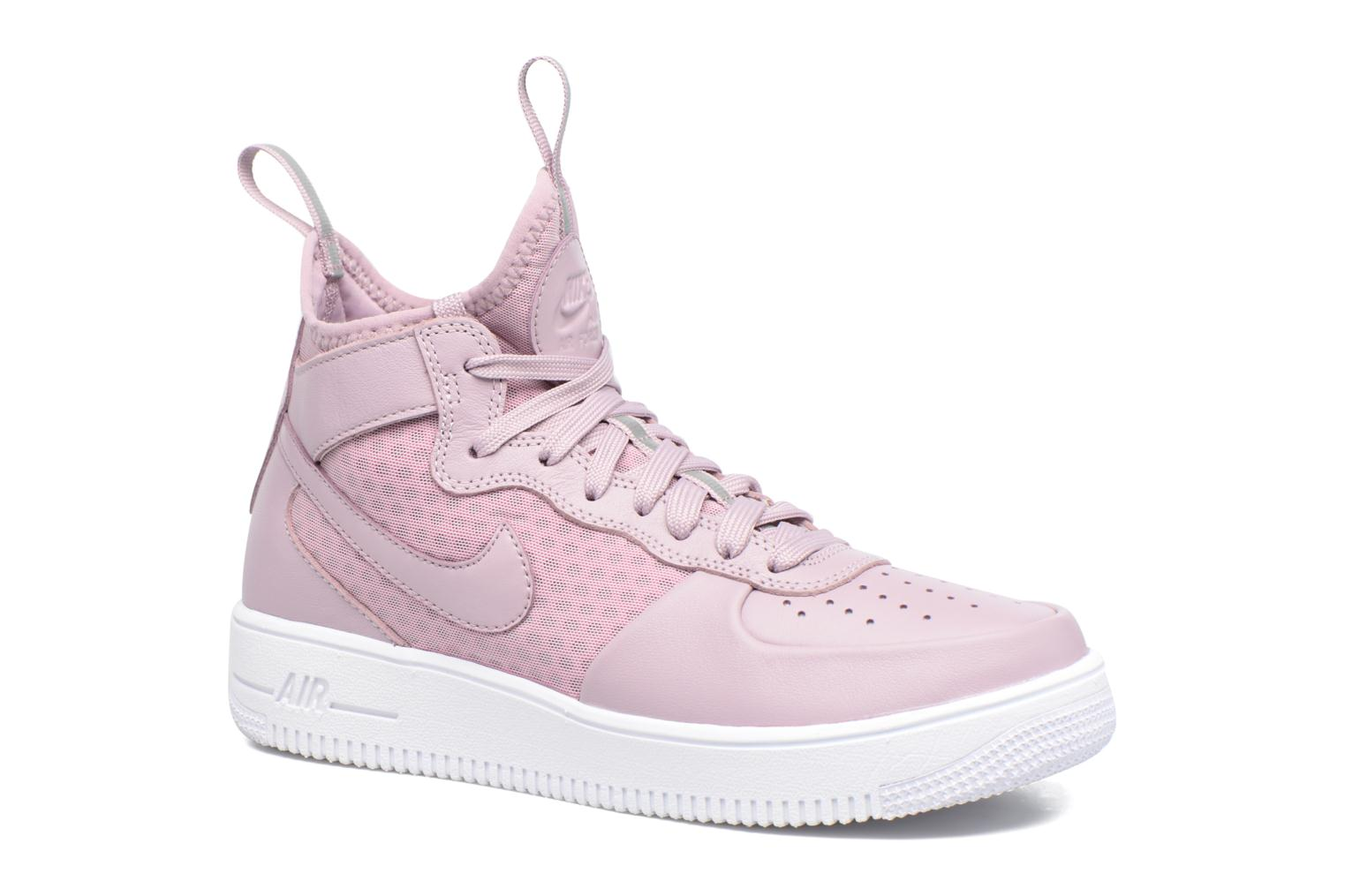 Sneaker Nike W Air Force 1 Ultraforce Mid lila detaillierte ansicht/modell
