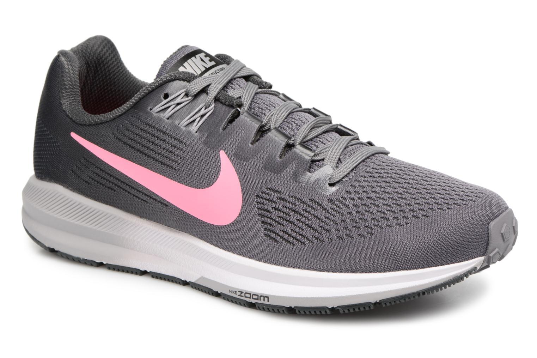 Grandes descuentos últimos zapatos Nike W Nike Air Zoom Structure 21 (Gris) - Zapatillas de deporte Descuento