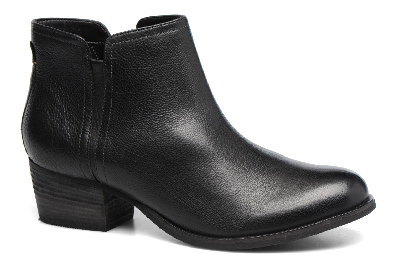 Grandes descuentos últimos zapatos Clarks Maypearl Ramie (Negro) - Botines  Descuento