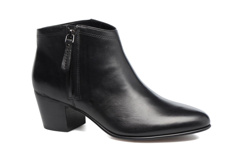 Maypearl Alice Black leather