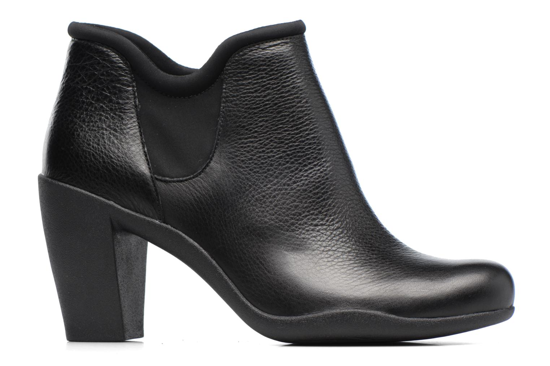 Bottines et boots Clarks Adya Bella Noir vue derrière