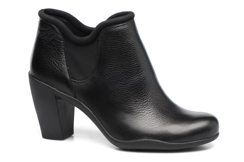 Bottines et boots Clarks Adya Bella Noir vue détail/paire