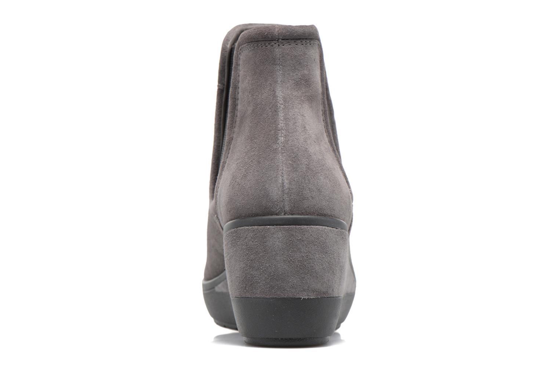 Boots en enkellaarsjes Clarks Wynnmere Mara Grijs rechts