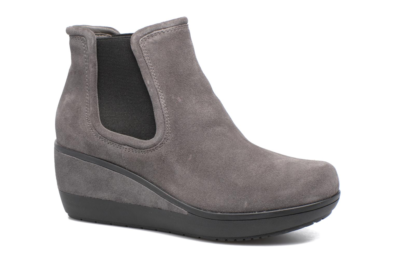 Grandes descuentos últimos zapatos Clarks Wynnmere Mara (Gris) - Botines  Descuento