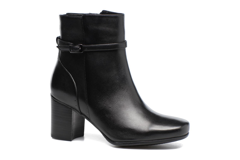 Kensett Diana Black leather