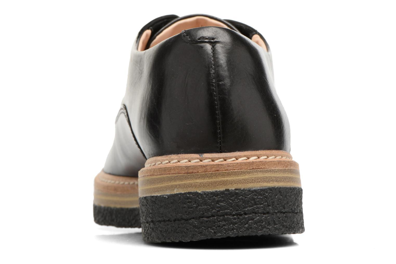 Zante Zara Black leather