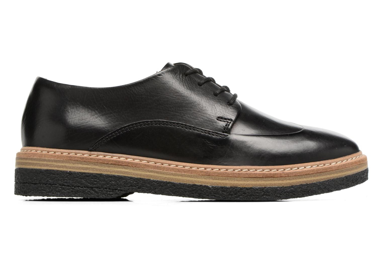 Chaussures à lacets Clarks Zante Zara Noir vue derrière