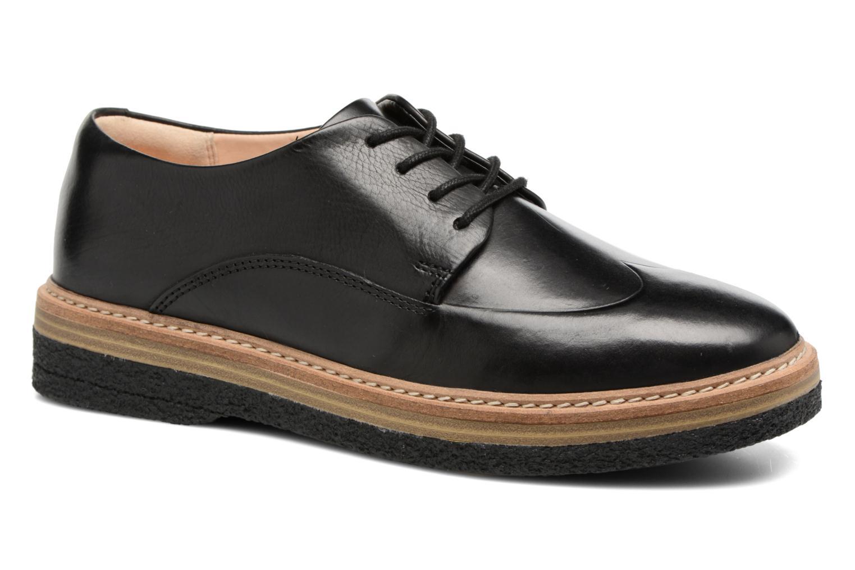 Zapatos Zapatos Zapatos especiales para hombres y mujeres Clarks Zante Zara (Negro) - Zapatos con cordones en Más cómodo 9b1a66