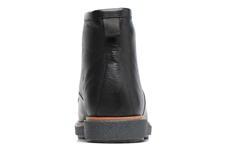 Boots en enkellaarsjes Clarks Modur Hi Zwart rechts