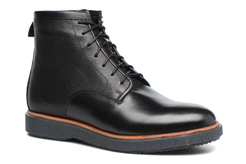 Boots en enkellaarsjes Clarks Modur Hi Zwart detail