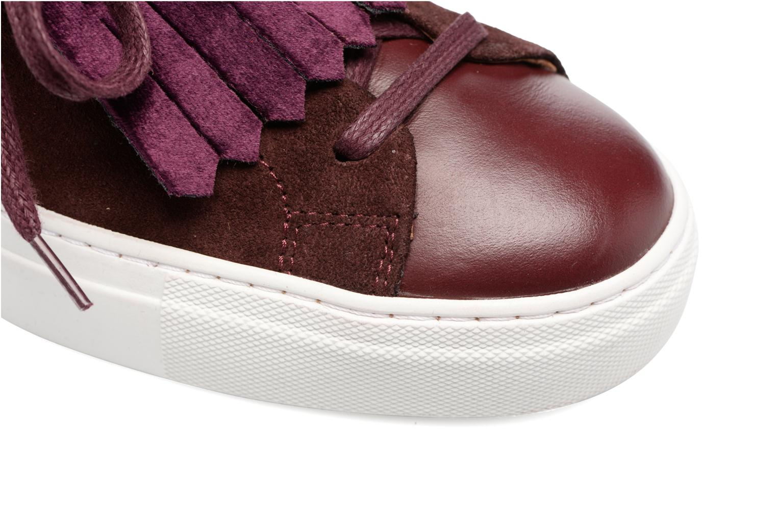 Sneakers Made by SARENZA Partygloo #5 Bordeaux links