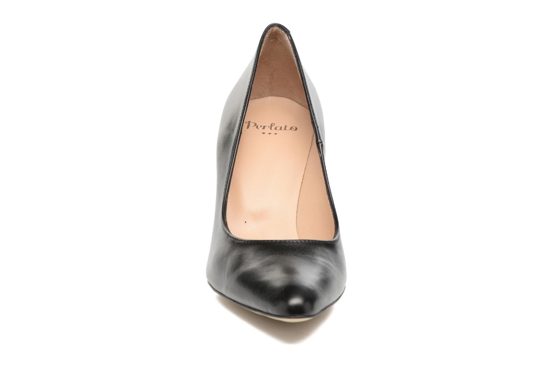 Escarpins Perlato Balmore Noir vue portées chaussures