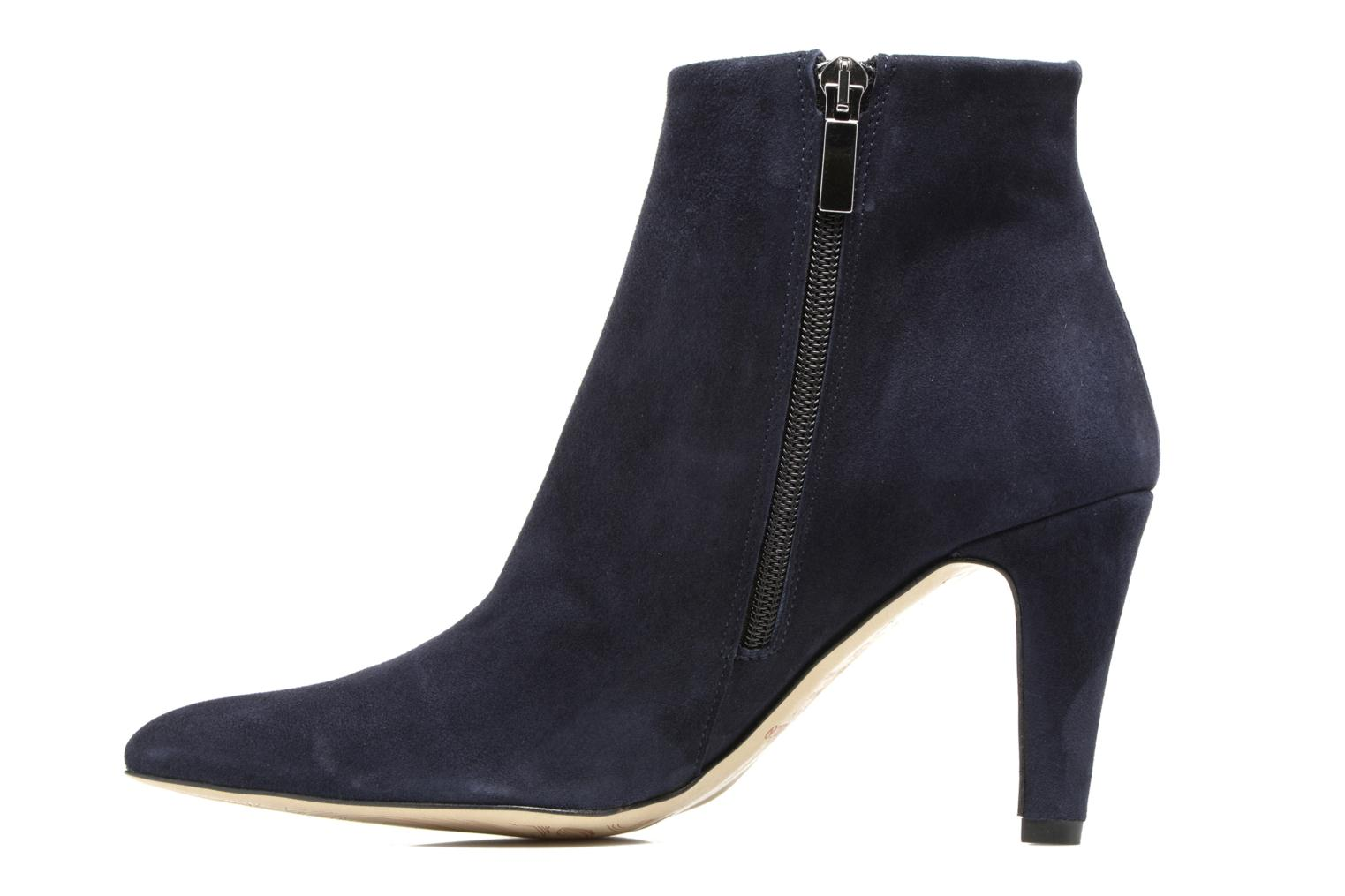 Bottines et boots Perlato Dallas Bleu vue face
