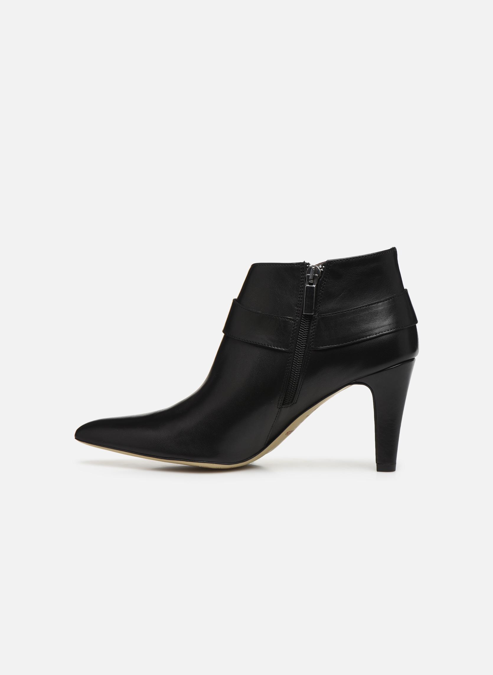Bottines et boots Perlato Edel Noir vue face