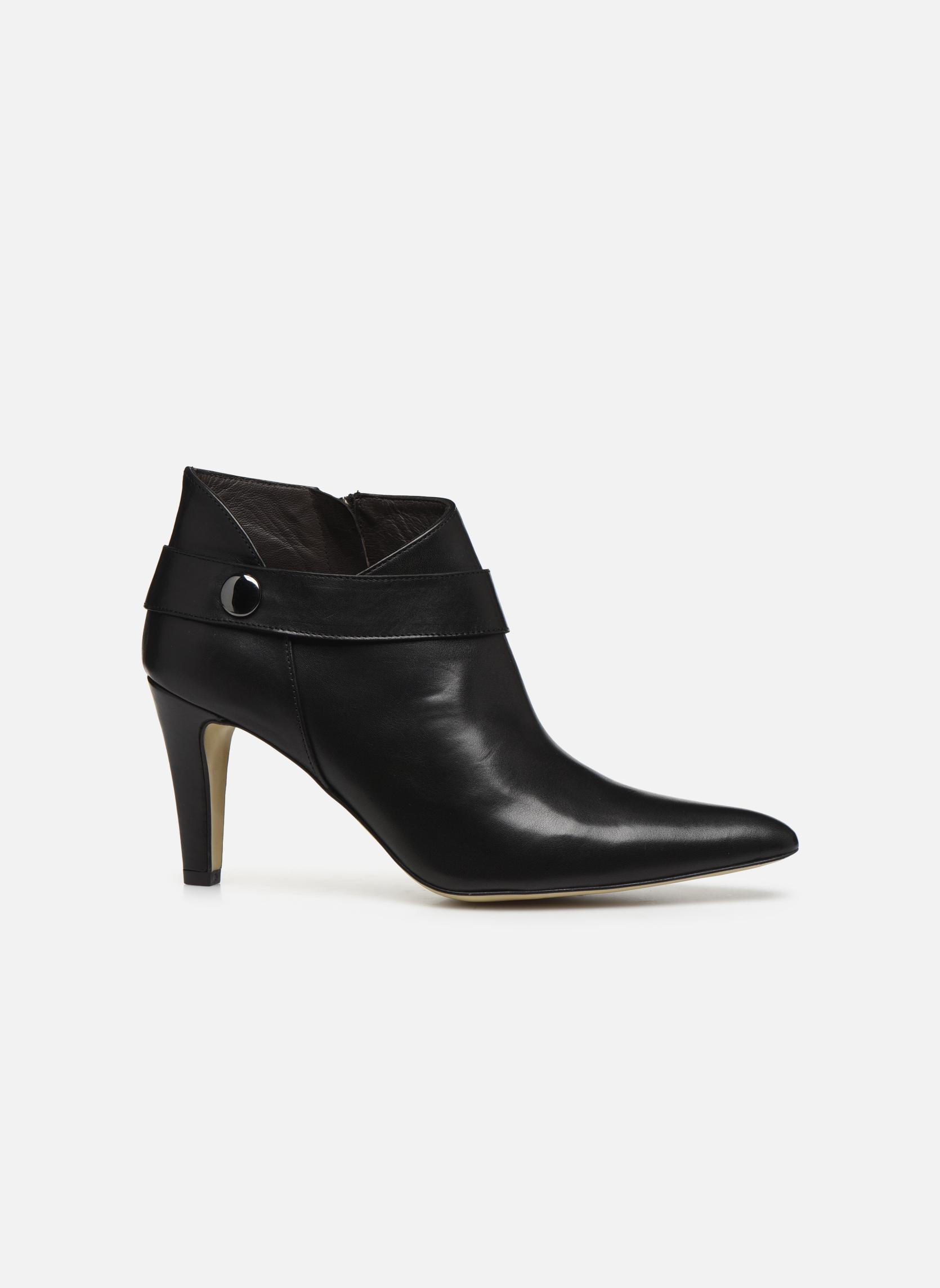 Bottines et boots Perlato Edel Noir vue derrière