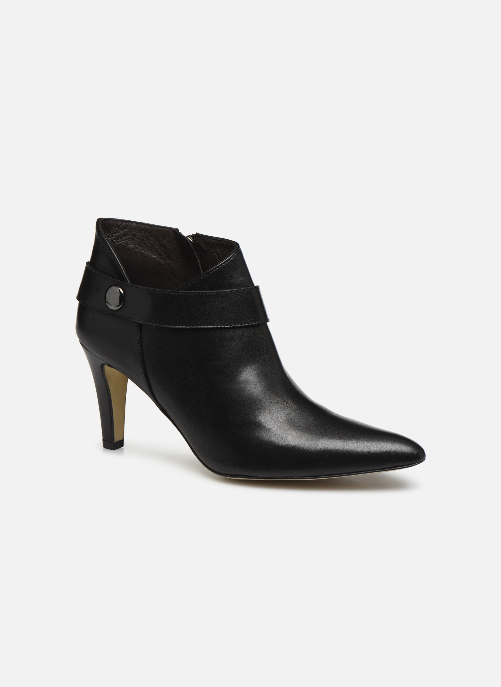 Bottines et boots Perlato Edel Noir vue détail/paire