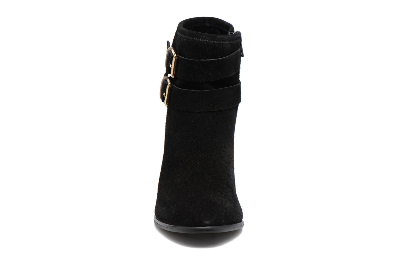 Bottines et boots Les Tropéziennes par M Belarbi Arius Noir vue portées chaussures