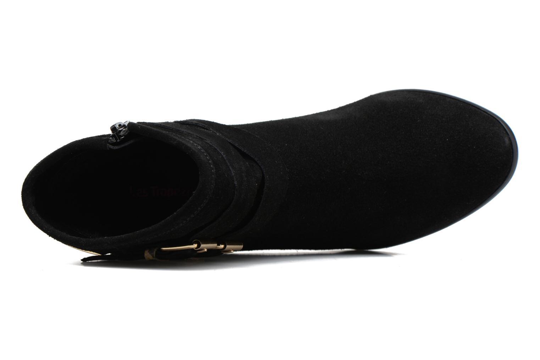 Bottines et boots Les Tropéziennes par M Belarbi Arius Noir vue gauche