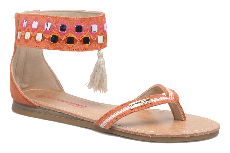 Zapatos promocionales Les Tropéziennes par M Belarbi Galactik W (Naranja) - Sandalias   Descuento de la marca