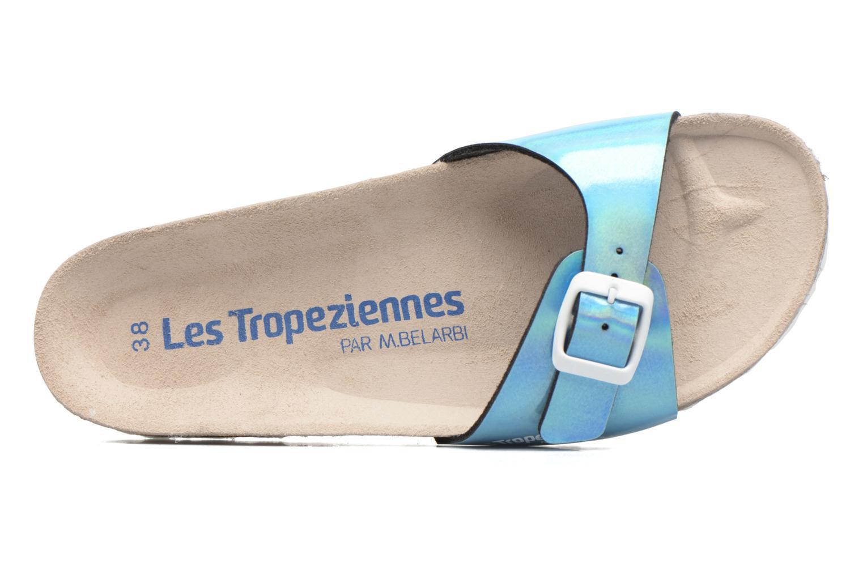 Mules & clogs Les Tropéziennes par M Belarbi Pornic Blue view from the left