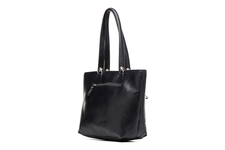Handtassen Tamaris MELANIE Shopping bag Blauw rechts