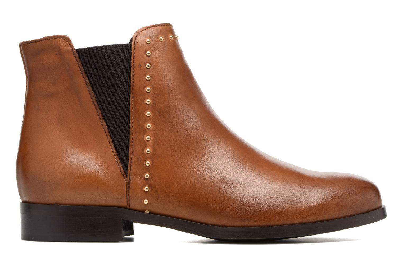 Bottines et boots Georgia Rose Soclou Marron vue derrière