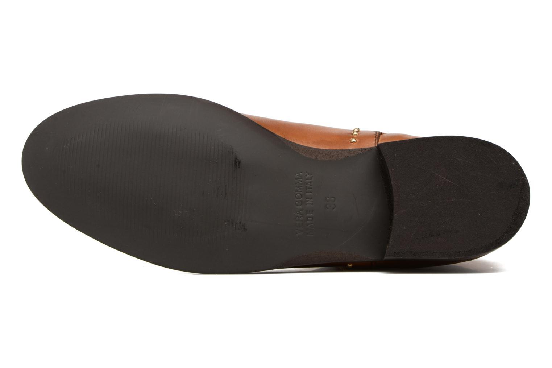 Stiefeletten & Boots Georgia Rose Soclou braun ansicht von oben