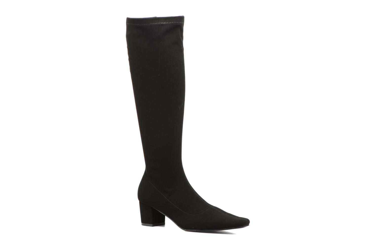 Boots & wellies Georgia Rose Tiwal Black detailed view/ Pair view