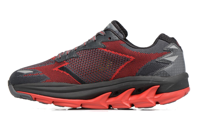 Go Run Ultra R Road Black / Red