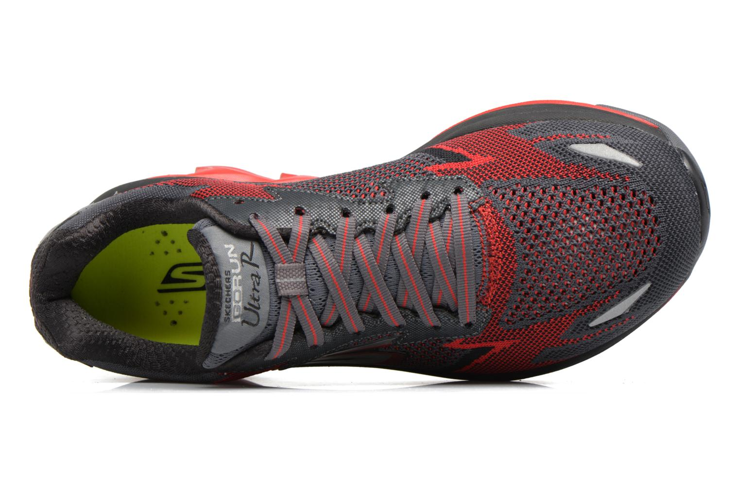 Go Run Ultra R Road Black / Red