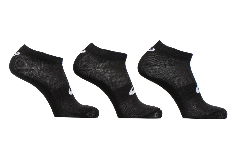 Chaussettes et collants Asics 3PPK PED SOCK Noir vue détail/paire
