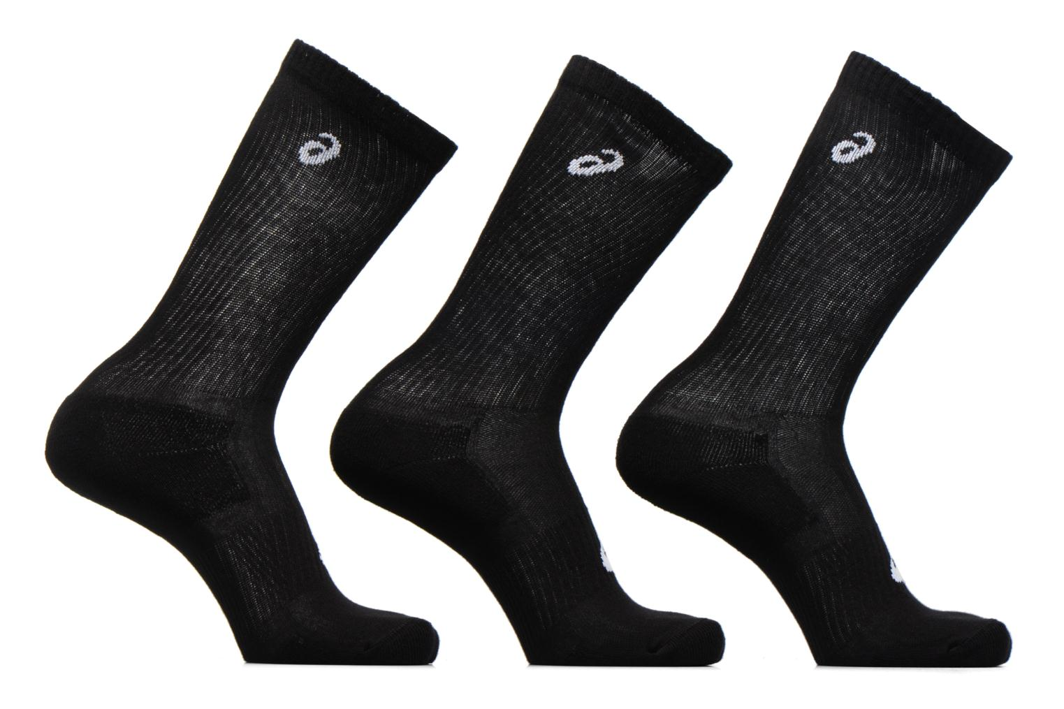 3PPK CREW SOCK 0900 BLACK