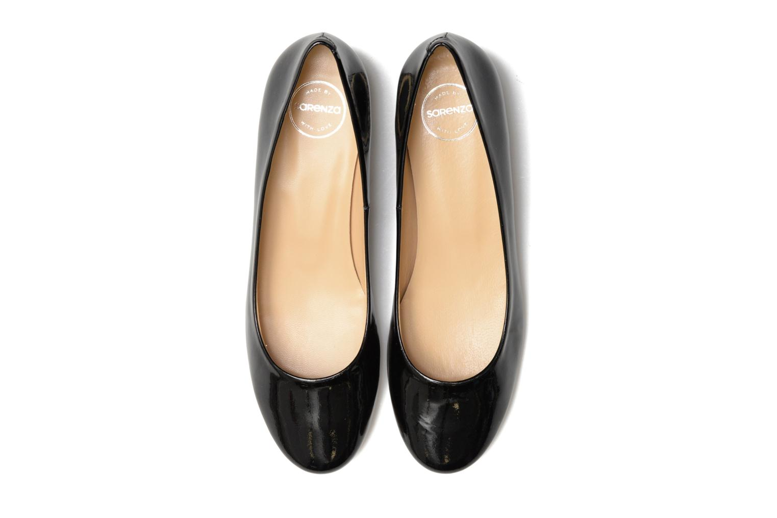 Ballet pumps Made by SARENZA Funtastic Chick #4 Black model view