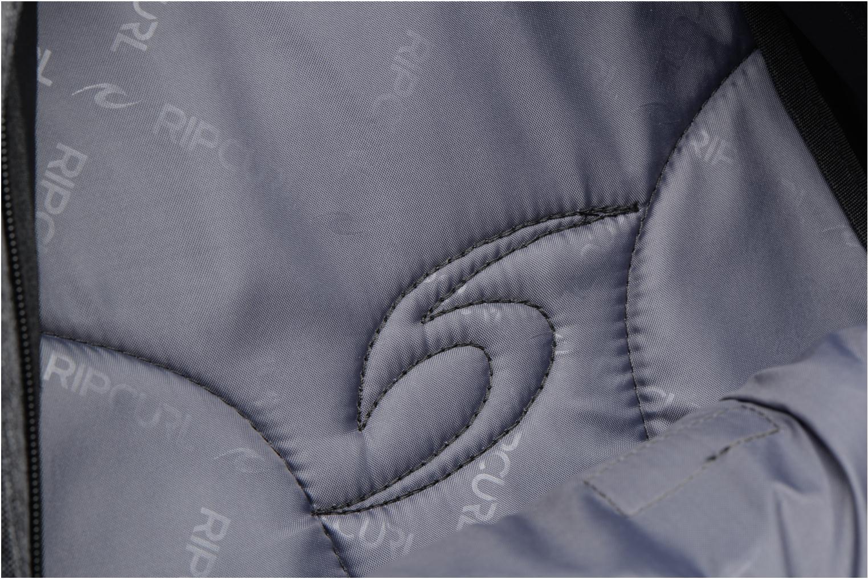Scolaire Rip Curl Heritage Logo Double dome Gris vue derrière